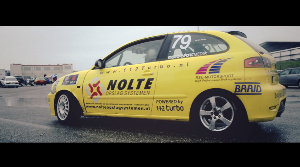 NOS Racing A great start on Vimeo